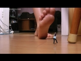 Giantess Megz Unaware Family SFX