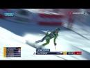 Горные лыжи Кубок Мира 2017-18 Лиенц Женщины. Слалом. 1-я, 2-я попытка 29.12.17_0002