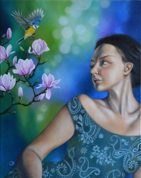 Вероник Удиан (Veronique Oodian) - британский художник. С 1998 по 2001 год училась в университете Шеффилд Халлам, затем ещё год, с 2011 по 2012 год продолжила учёбу в этом же университете.