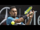 Nick Kyrgios vs Feliciano Lopez Highlights STUTTGART 2018 QF