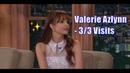 Valerie Azlynn Awkward Pose or Awkward Pause 3 3 Visits In Chron Order 1080