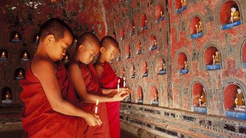 Студентам из Савеловского расскажут о буддизме