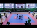 XVI Открытое Первенство Армейского спортивного клуба каратэ «БУСИДО», 2-ой бой