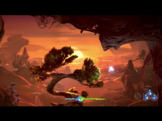 14 Minutes of Ori and the Will of the Wisps Xbox One X Gameplay