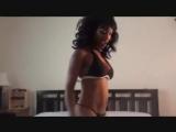 black girl ...striptease