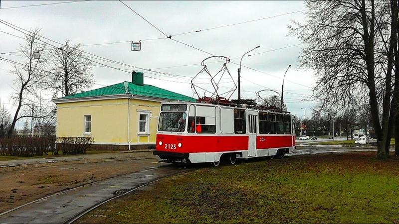 Санкт Петербург Трамвай модели 71 88 21 04 2018г