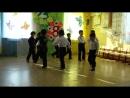 Танец мальчиков на утреннике 23.02 и 8.03 07.03.2018