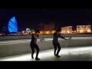 НОВАЯ ЧЕЧЕНСКАЯ ЛЕЗГИНКА БАРКАЛЛА В БАКУ 2017 ALISHKA RAMIL LEZGINKA HEYDER ALIYEV MERKEZI