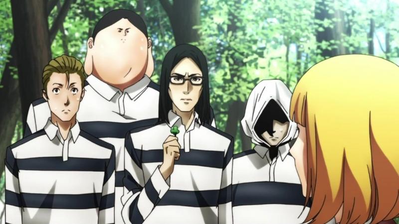 Prison School - Школа тюрьма - 1 (RussFegg))