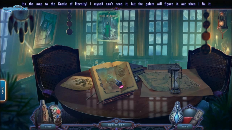 The Forgotten Fairy Tales 2: Canvases Of Time (Геймплей)