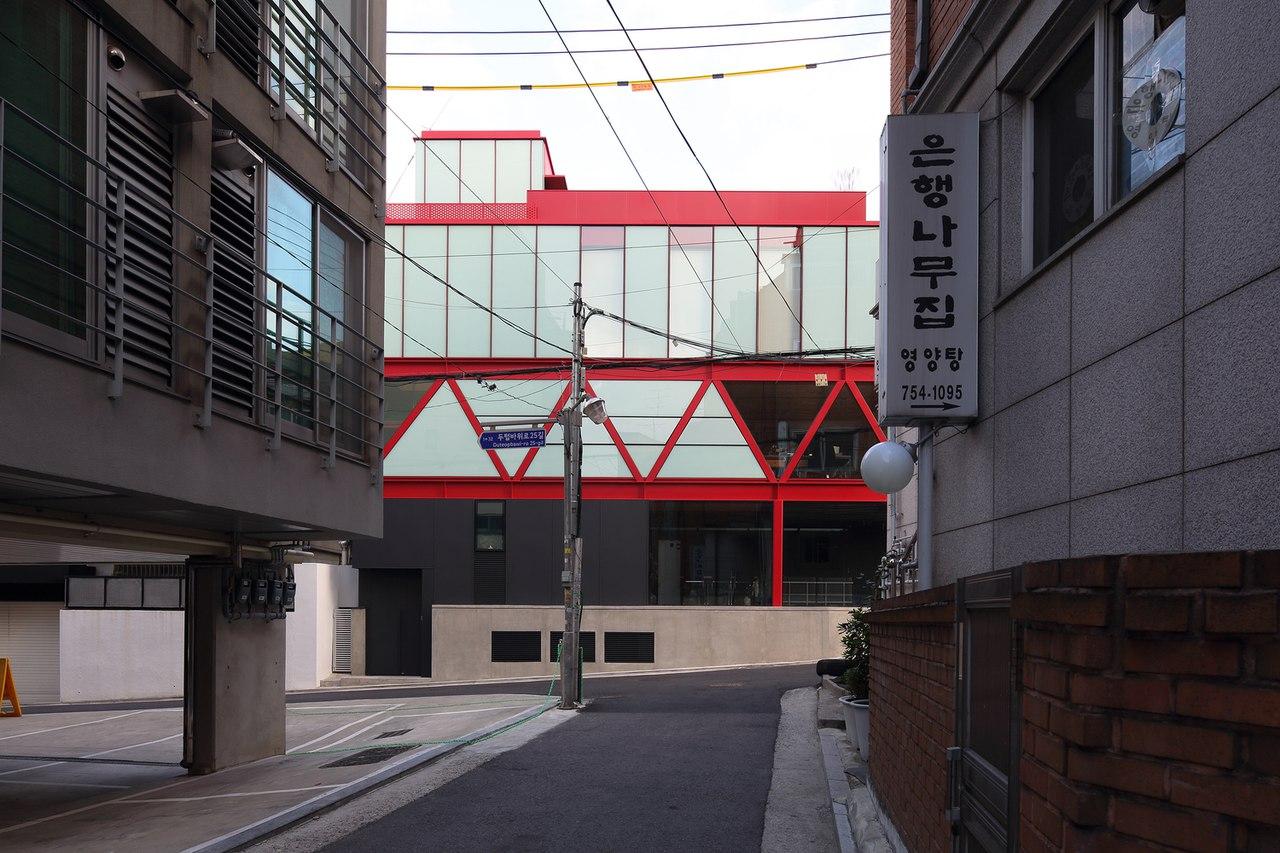 Micro-Cosmos Soyul / KYWC Architects