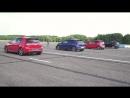 VW Golf GTI vs Polo GTI vs Golf Clubsport S vs Up GTI