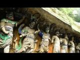 Дацзу - одна из самых больших в мире коллекций наскальных рельефов