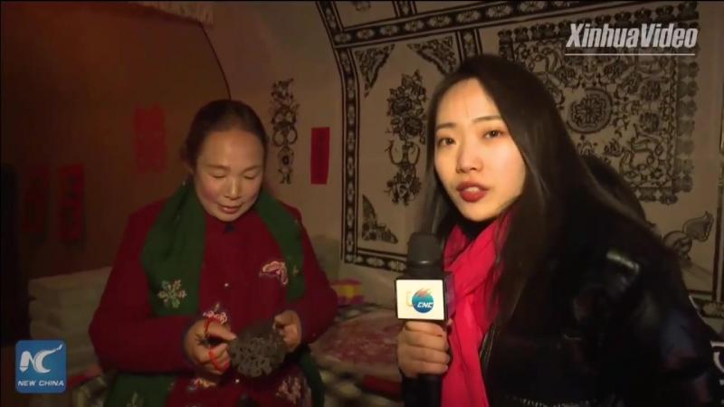 Подземные дворики провинции Хэнань