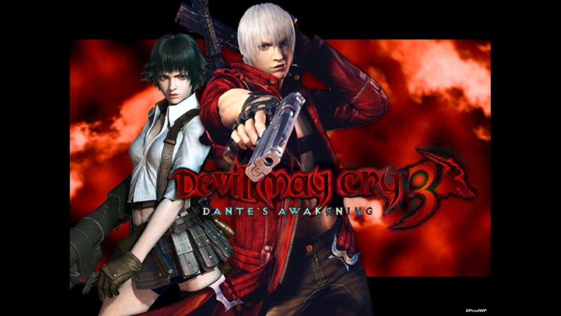 Devil May Cry® 3 Special Edition Ностальгия
