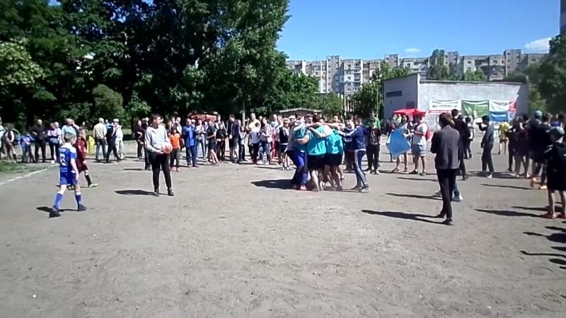 Серія пенальті у вирішальному матчі Старшої групи (U-19) White Boys - Лесной Синдикат