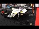 2018 Ski Doo MXZ TNT 850 E-Tec Sled - Walkaround - 2017 Drummondville ATV Show