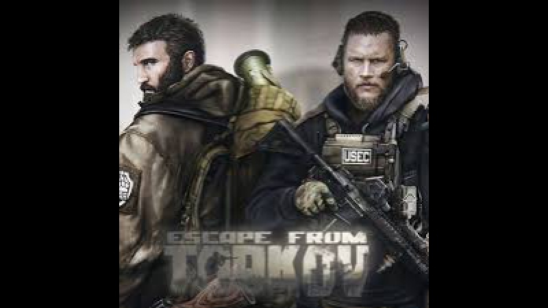 S.T.A.L.K.E.R -2 в 4К Escape from Tarkov (Стример Гистамин)
