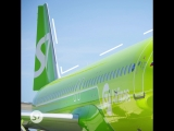 Первый в России Airbus A321neo