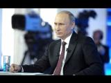 Владимир Путин: Это может быть страшнее ядерной бомбы