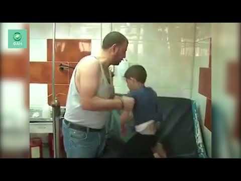 Сирия корреспондент ФАН навестил раненных боевиками ИГИЛ жителей на юге Дамаска