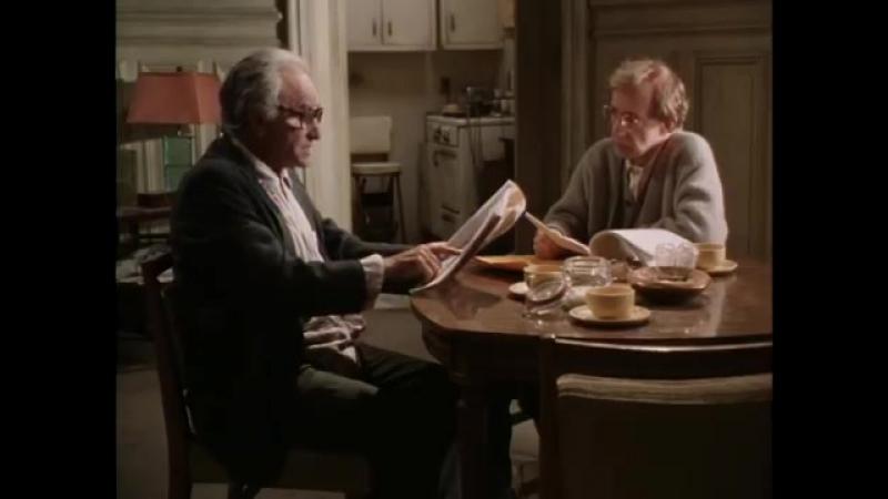 The Sunshine Boys (1996) - Woody Allen Peter Falk Liev Schreiber Michael McKean Edie Falco Sarah Jessica Parker