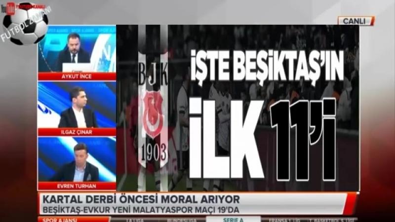 Beşiktaş - Malatyaspor maçı öncesi son gelişmeler