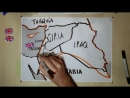 La crisis de Siria bien contada en 10 minutos y 15 mapas
