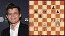 Шахматы. Карлсен - Пеллетье ИНТЕРЕСНАЯ ПАРТИЯ, сыгранная в Международный День Шахмат!
