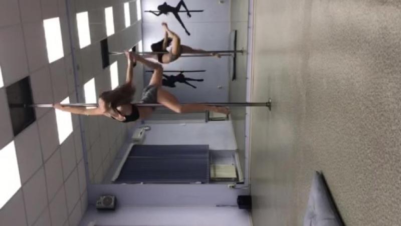 заход в балерину