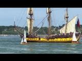 Sailing Morbihan Gulf's Week 2017 - Quiberon 24 TV
