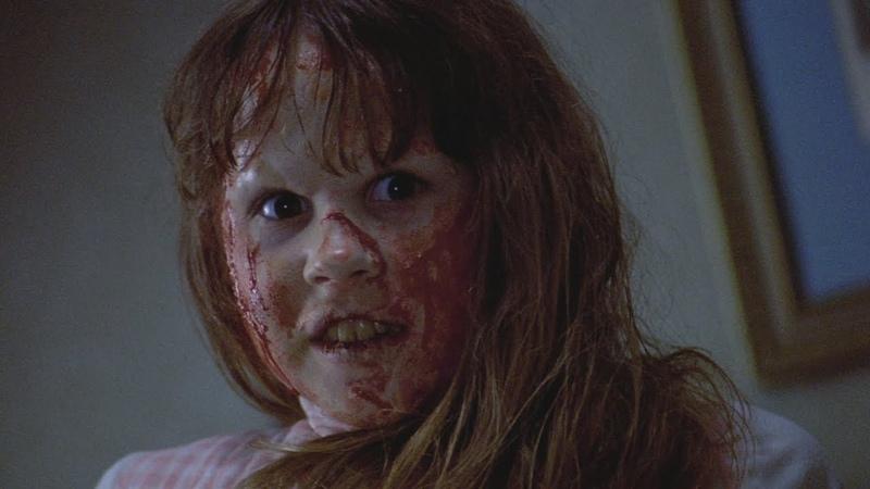 Лижи меня, лижи меня Изгоняющий дьявола (Экзорцист) 1973
