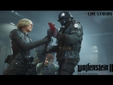 Wolfenstein II: The New Colossus. PS4 gameplay.