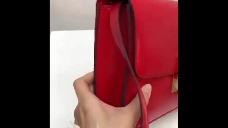 Hermes_chanel_luxury_buyerCeline box из нежнейшей кожи ягненка Оригинальная фурнитура Правильная геометрия сумки Номерная  Ce