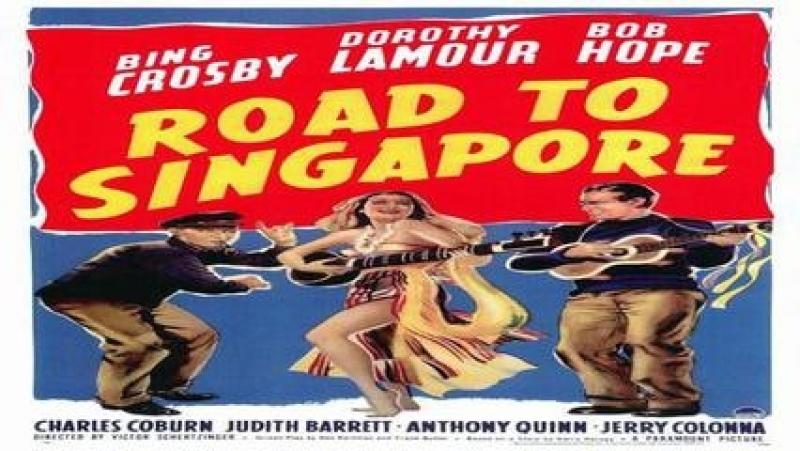 Bob Hope.- Ruta de Singapur.-(1940).Español 3