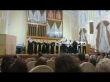 Хор храма Преображения Господня г.Астрахани