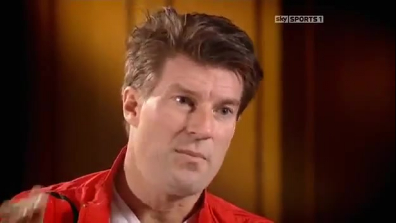 Footballs Greatest / Best Players in the World / Michael Laudrup