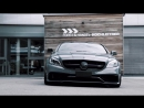 ANGRY Mercedes CLS [ZPerformanceWheels] x [blvckside™]