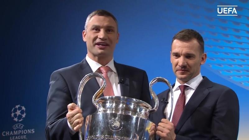 UEFA Champions League 2017_18 semi-final draw