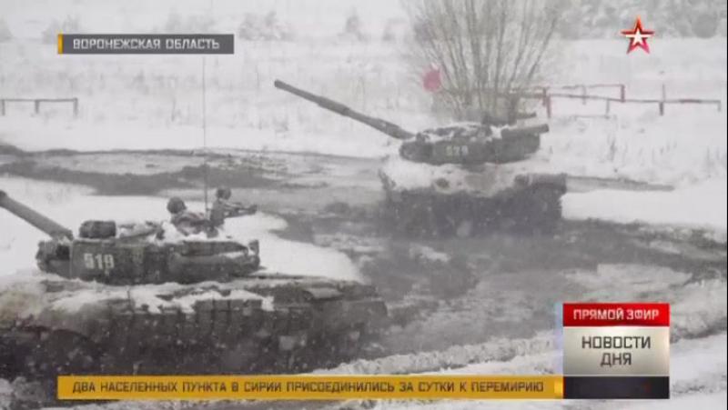 Танкисты ЗВО начали сдавать экзамены на получение почетного звания АрмияРоссии