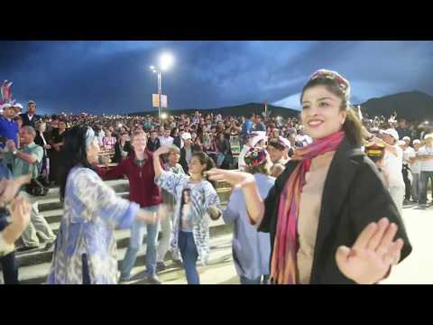 Shabnami Surayo 2018 Uzbekiston, Шабнами Сураё дар Узбекистон 2018