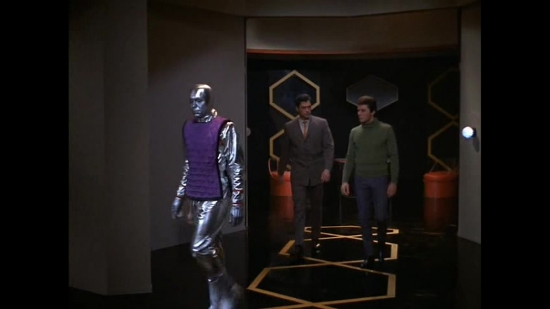 The Time Tunnel S01E24 / Chase Through Time (rus)