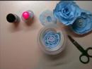 Водный маникюр в домашних условиях БЕЗ МАКАНИЯ ПАЛЬЧИКОВ Manicure Видео урок 270p