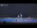 Детские современные танцы, группа 7-9 лет с номером Потолок ледяной, хореограф Дарья Тубасова