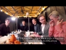 Том Хиддлстон Пом Клементьефф Том Холланд и Бенедикт Камбербэтч пробуют корейскую кухню