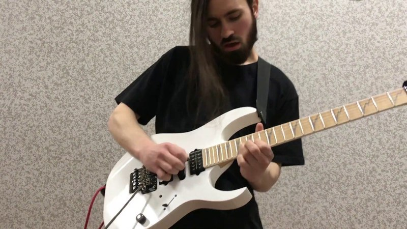 Thirty Seconds To Mars - Rescue Me (guitar cover by Alexey Vasilchenko)