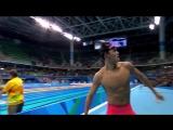 Забавный момент с соревнований по плаванию))