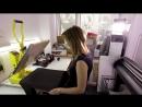 Сняли рекламный ролик для компании Печати-М