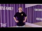 БРЕЙК ДАНС УРОКИ - BREAK DANCE TUTORIAL - FRONT STEP DOUBLE