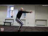 Как накачать ноги без штанги и тренажеров! Комплекс упражнений для ног / ufcall ©